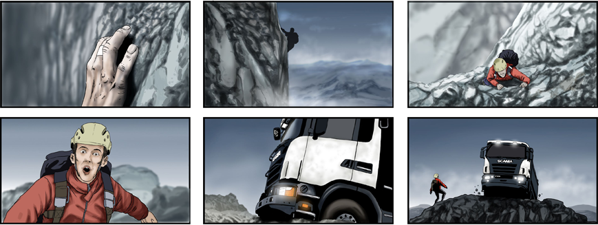 storyboard-scania-offRoad