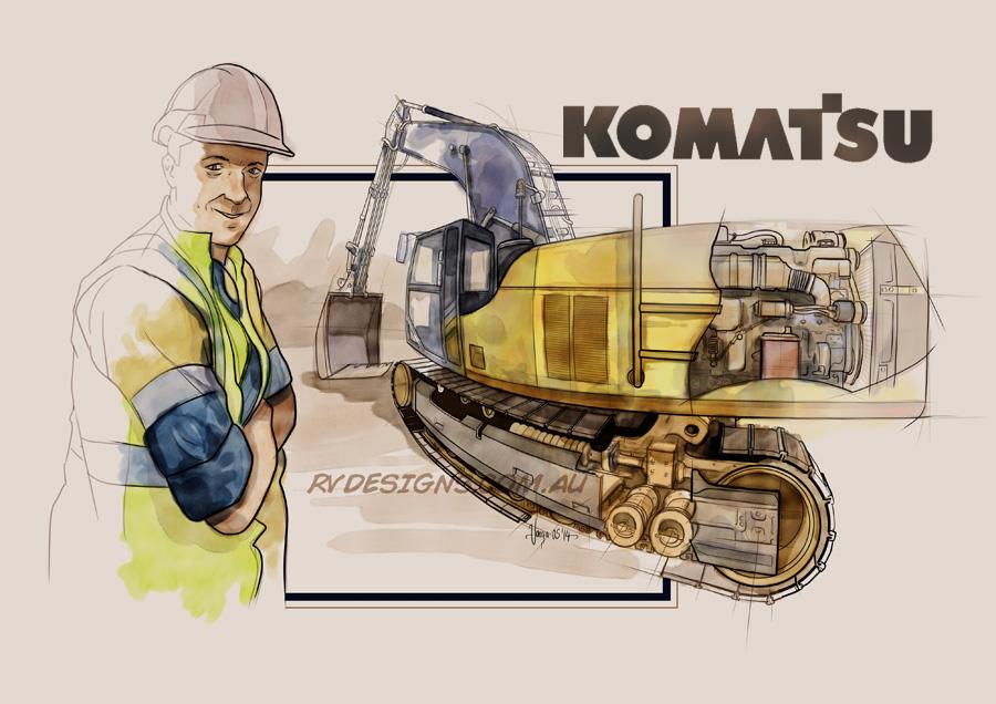 techart-komatsu-lge